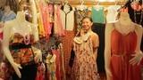 Shopping Asian Night Market Footage