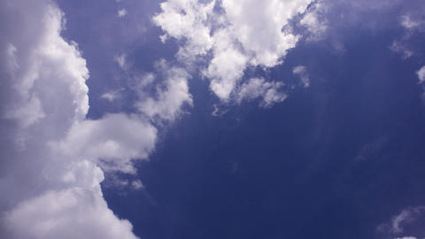 Sky Cloud 110902 A 2 HD Stock Video Footage
