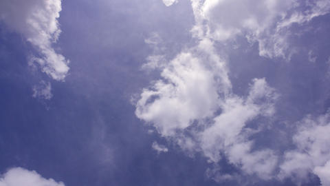 Sky Cloud 110902 A 2 HD Footage
