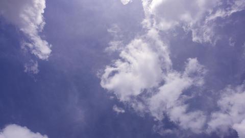 Sky Cloud 110902 A 2 HD Footage