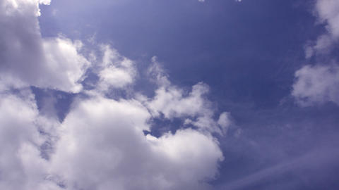 Sky Cloud 110902 B 1 HD Footage