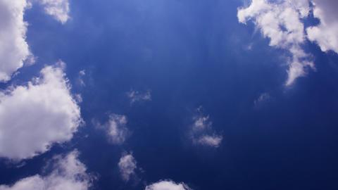 Sky Cloud 110907 A 2 HD Stock Video Footage