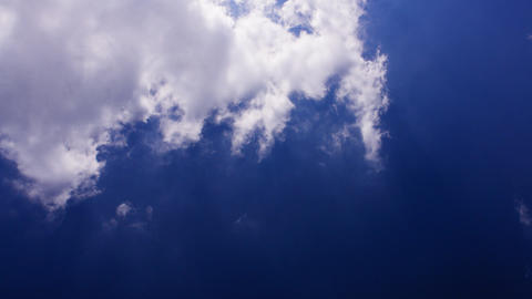 Sky Cloud 110907 A 2 HD Footage