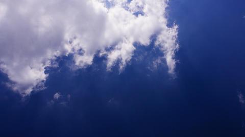 Sky Cloud 110907 A 2 HD Footage