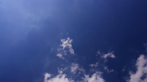 Sky Cloud 110907 C 1 HD Stock Video Footage