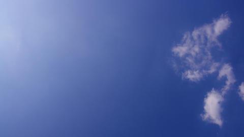 Sky Cloud 110907 D 1 HD Stock Video Footage