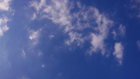 Sky Cloud 110907 D 3 HD Stock Video Footage