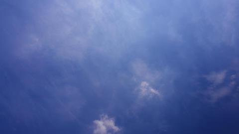 Sky Cloud 110908 A 2 HD Stock Video Footage