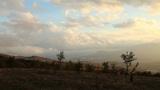 Timelapse sunset in the mountains Demerdji. Alushta, Crimea, Ukraine Footage