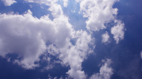 Sky Cloud 110815 A 2 HD Stock Video Footage