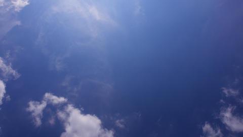 Sky Cloud 110815 A 2 HD Stock Video Footage