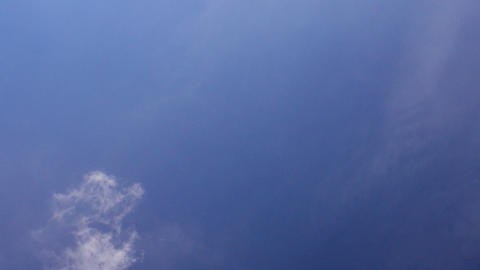 Sky Cloud 110815 B 2 HD Stock Video Footage