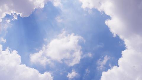 Sky Cloud 110826 A HD Footage