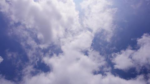 Sky Cloud 110828 A 2 HD Stock Video Footage