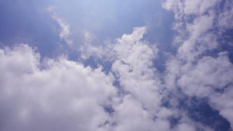 Sky Cloud 110828 A 2 HD Footage