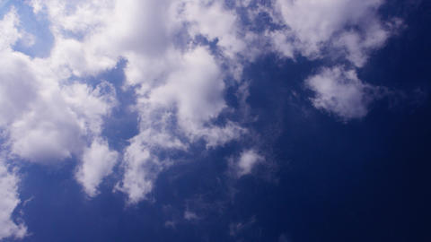 Sky Cloud 110828 C HD Footage