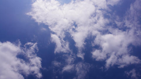 Sky Cloud 110829 A 2 HD Stock Video Footage