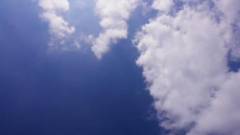 Sky Cloud 110829 A 2 HD Stock Video Footage