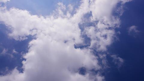 Sky Cloud 110829 A 2 HD Footage
