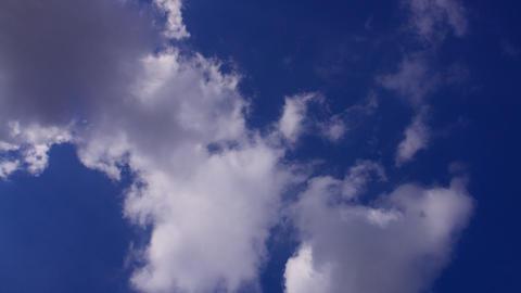 Sky Cloud 110829 B 2 HD Stock Video Footage