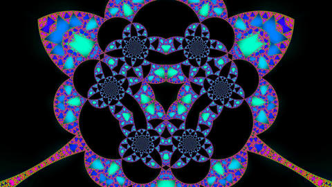 Fractal Stock Video Footage