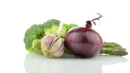 Vegetables still life Stock Video Footage