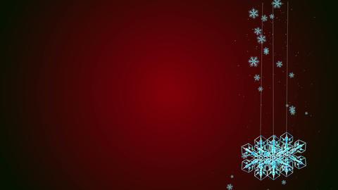snowflake 3 Stock Video Footage