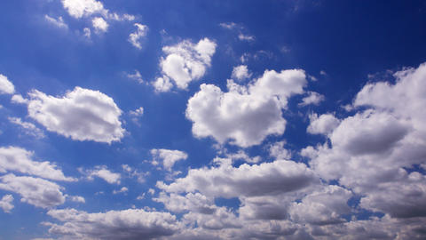 Sky Cloud 110912 A 2 HD Stock Video Footage