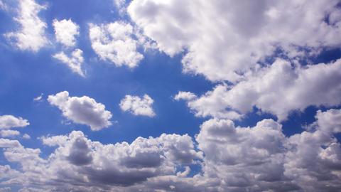 Sky Cloud 110912 A 2 HD Footage