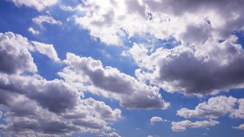 Sky Cloud 110912 B 2 HD Footage