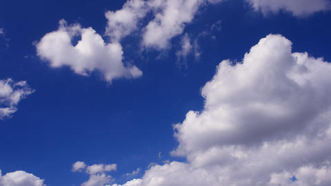 Sky Cloud 110912 C 2 HD Stock Video Footage
