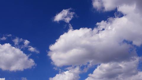 Sky Cloud 110912 C 2 HD Stock Video Footage