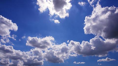 Sky Cloud 110915 B 2 HD Stock Video Footage