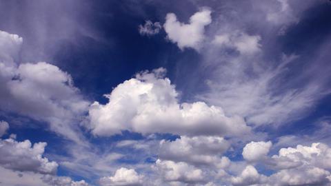 Sky Cloud 110916 A 1 HD Stock Video Footage