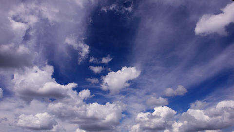 Sky Cloud 110916 A 1 HD Footage