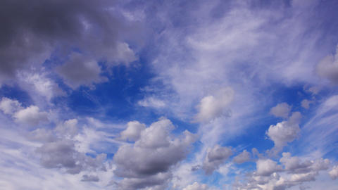 Sky Cloud 110916 B 1 HD Stock Video Footage
