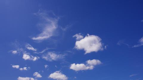 Sky Cloud 110918 A 1 HD Stock Video Footage