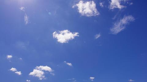 Sky Cloud 110918 A 3 HD Stock Video Footage