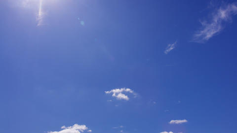 Sky Cloud 110918 A 3 HD Footage
