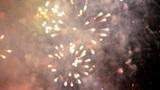 BLURRED FIREWORKS Footage