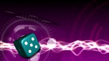 Casino Dice Background - Casino 25 (HD) Animation