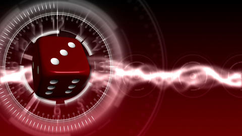 Casino Dice Background - Casino 27 (HD) Animation