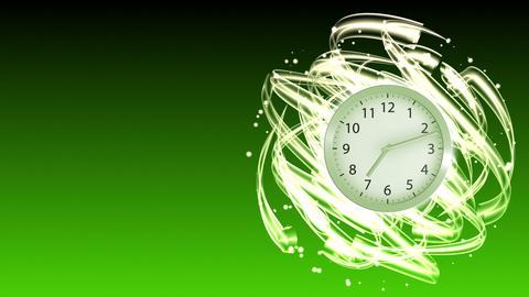 Time Flies - Clock 67 (HD) Stock Video Footage