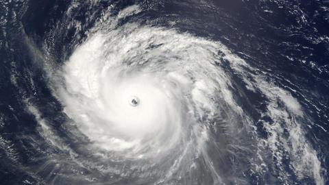 Hurricane 03 Animation