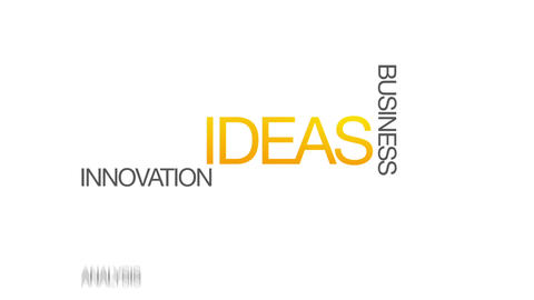 Ideas Stock Video Footage
