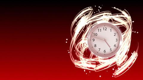 Time Flies - Clock 66 (HD) Stock Video Footage