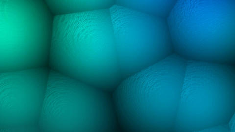 blue cell Stock Video Footage