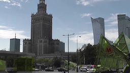 Warsaw City Center Live Action