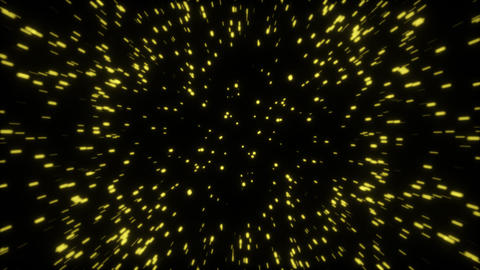 Particle Explosion Animation