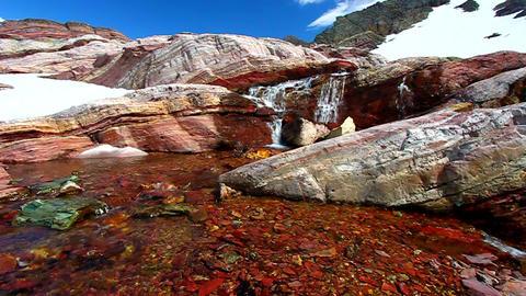 Glacier National Park Montana Footage